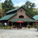 High Country Wineries - Grandfather Vineyard