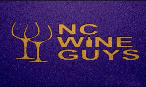 NC Wine Guys purple logo