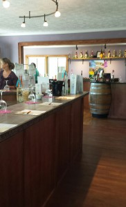 Burntshirt Vineyards Tasting Room