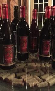 Door Prizes of Library Wines