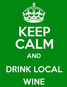 Drink Local Wine!
