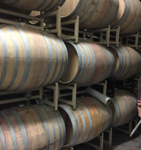 In the Barrel from at Sanctuary Vineyards