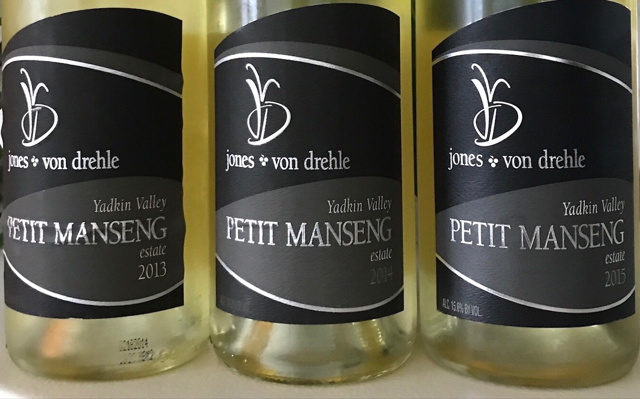 A Spotlight on Petit Manseng in North Carolina