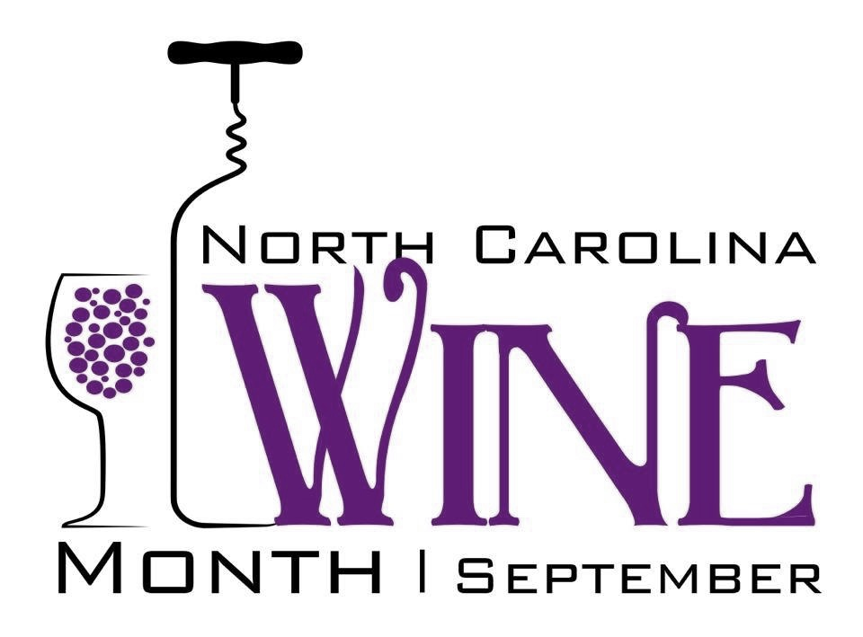 Celebrating NC Wine & Grape Month 2017