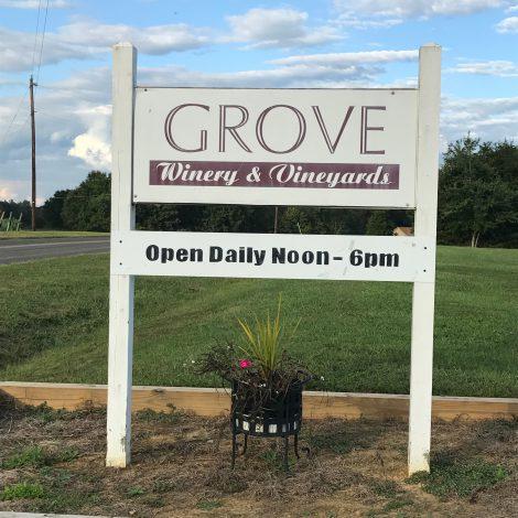 Cork Talk Featuring Grove Winery