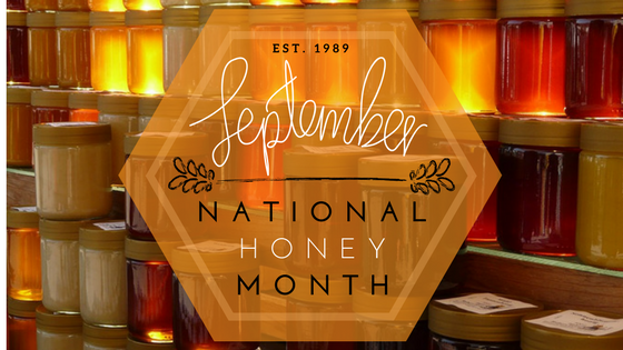 In the Wine Light – National Honey Month