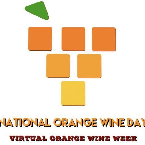 National Orange Wine Day (https://nationalorangewineday.wordpress.com)