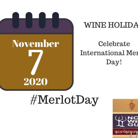 International Merlot Day 2020