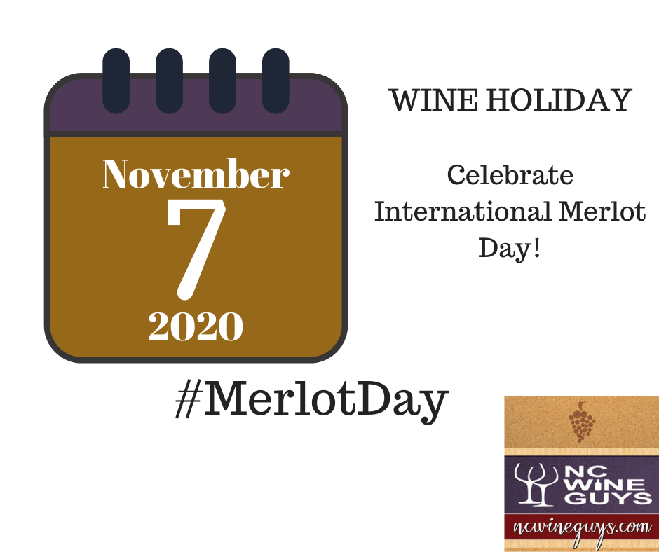 In the Wine Light – International Merlot Day