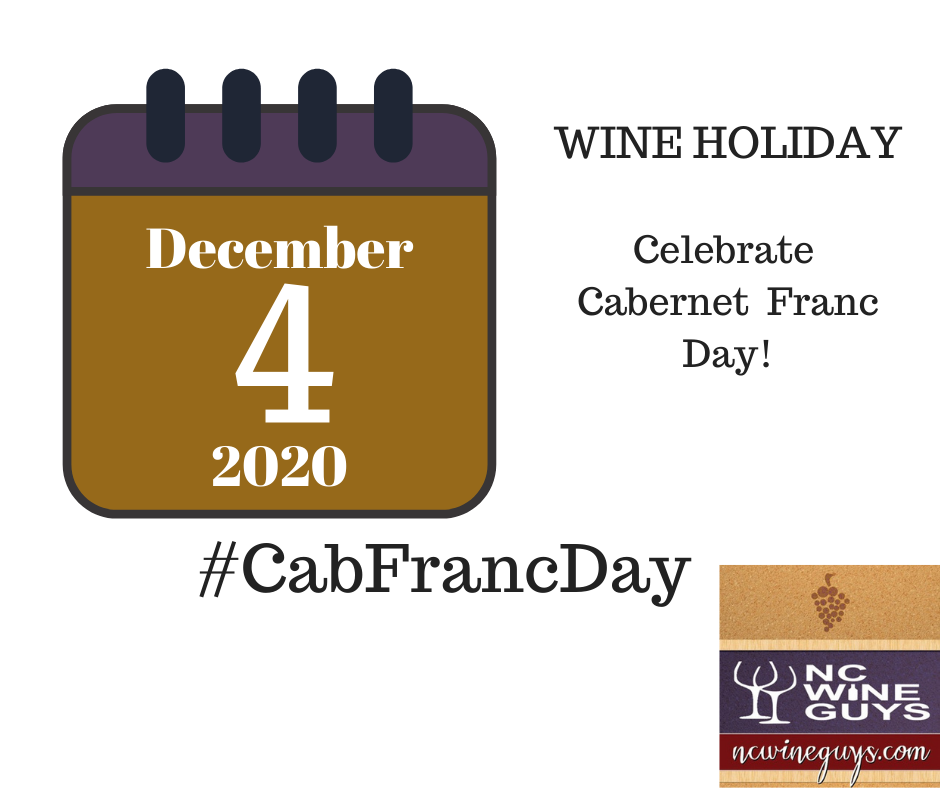 In the Wine Light – Cabernet Franc Day