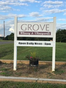 Grove Winery - Gibsonville, NC