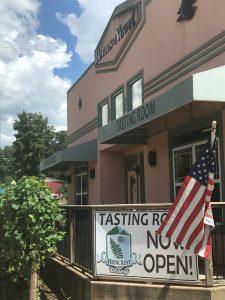 FernCrest Winery Tasting Room - Andrews, NC