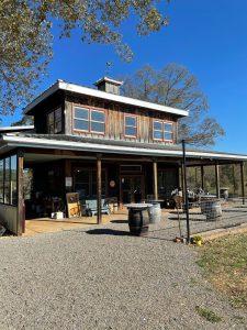 Nottely River Valley Vineyards Tasting Room - Murphy, NC