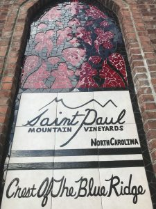 Saint Paul Mountain Vineyards - Hendersonville, NC