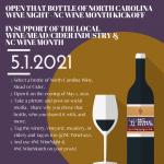 NC Wine Month 2021 Kickoff