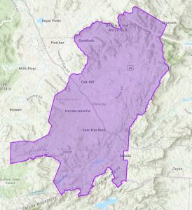 Crest of the Blue Ridge Henderson County AVA