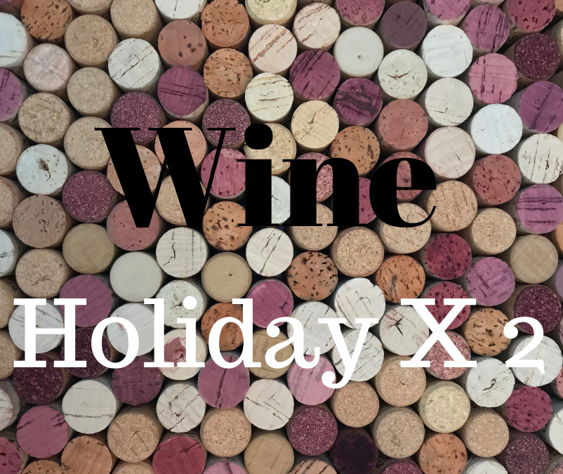 In the Wine Light – Two Wine Holidays
