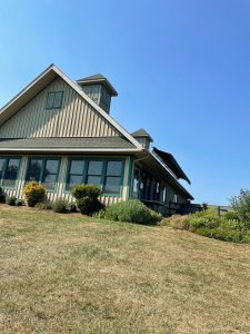 Tasting Room and Winery at Glen Manor Vineyards