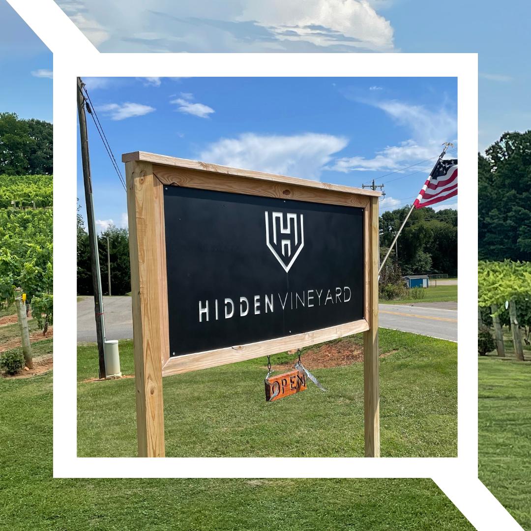 Working Hard to be Found – Hidden Vineyard